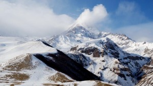 Mt. Kazbek