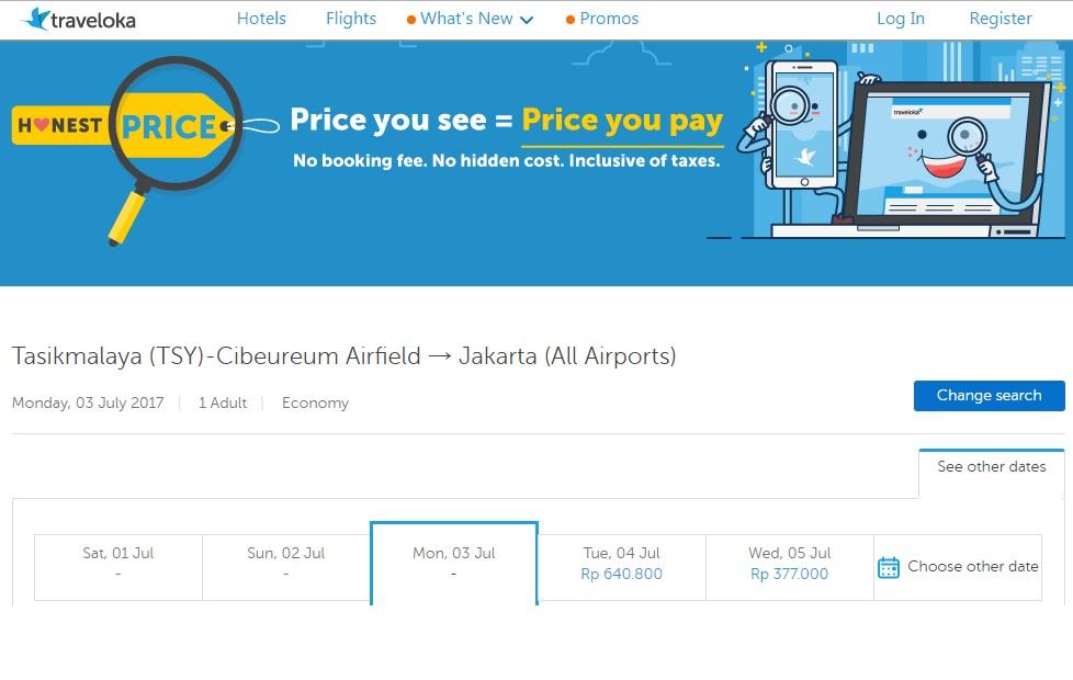 Pengalaman Mudik Naik Wingsair Dari Tasik Ke Jakarta Lagidimana Me